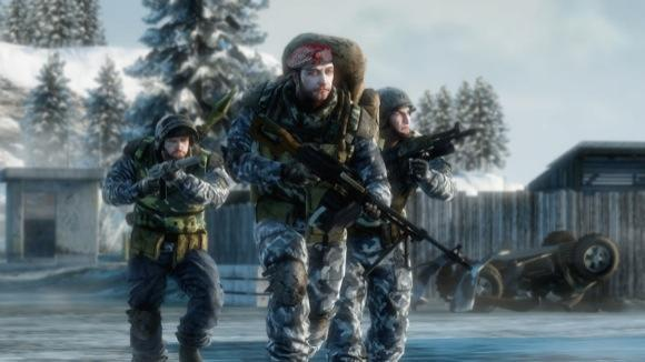 GTTV revealing Bad Company 2 campaign this week