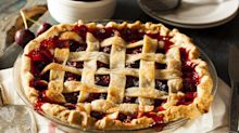 Here's how to make a lattice pie crust