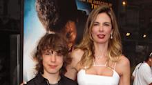 Mick Jagger's Look-Alike Son Attends the Premiere of 'Get on Up'