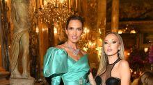 Nieves Álvarez y Ester Expósito, duelo de estilo 'made in Spain' en Roma