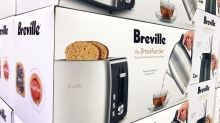Breville half-year net profit up by 14.1%