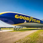 The Goodyear Blimp Returns To Europe