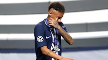 Neymar congratulates wrong team after PSG lose to Bayern Munich in Champions League final