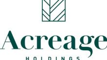 Acreage Holdings Reports Fiscal Fourth Quarter and Full Year 2018 Financial Results