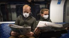 Coronavirus: Britain to stockpile masks for public to make shopping and transport safer