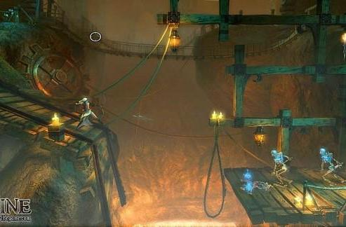Trine coming to US PSN today; Frozenbyte answers the obvious question