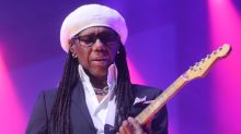 Nile Rodgers stunned by British spirit following Grenfell Tower blaze