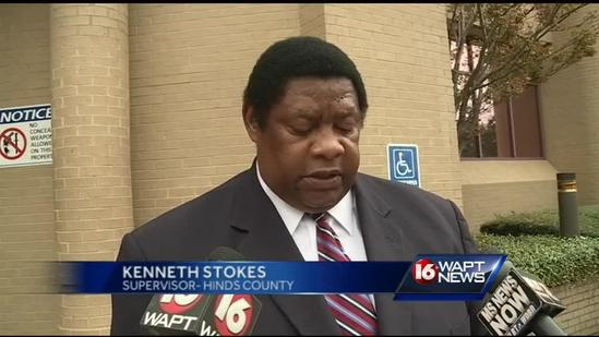 Stokes speaks out on jail conditions