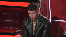 Nick Jonas's 'Voice' Battle Rounds decision: 'Toughest position I've been in in my life'