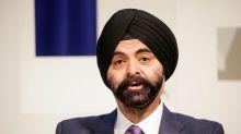 Mastercard CEO Ajay Banga to step down, insider Miebach tapped