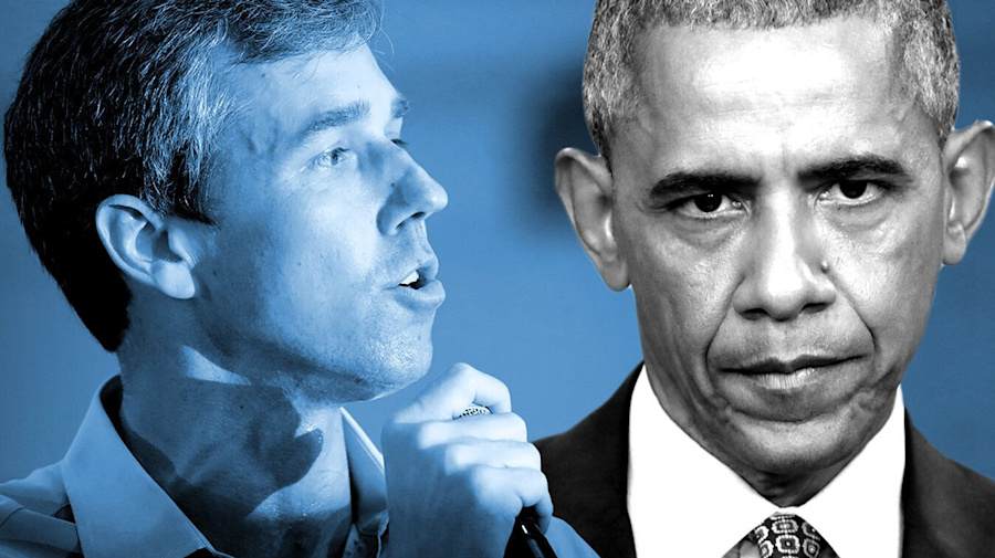 O'Rourke criticizes Obama on immigration practices
