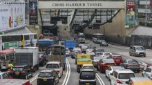 Hong Kong transport minister makes final call to lawmakers to support cross-harbour tunnel toll increases
