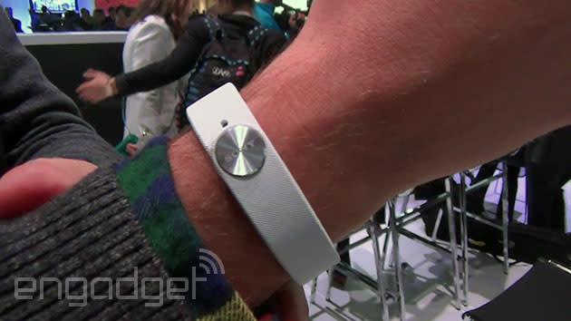 Sony's Core isn't a wearable, it's a sensor (hands-on)