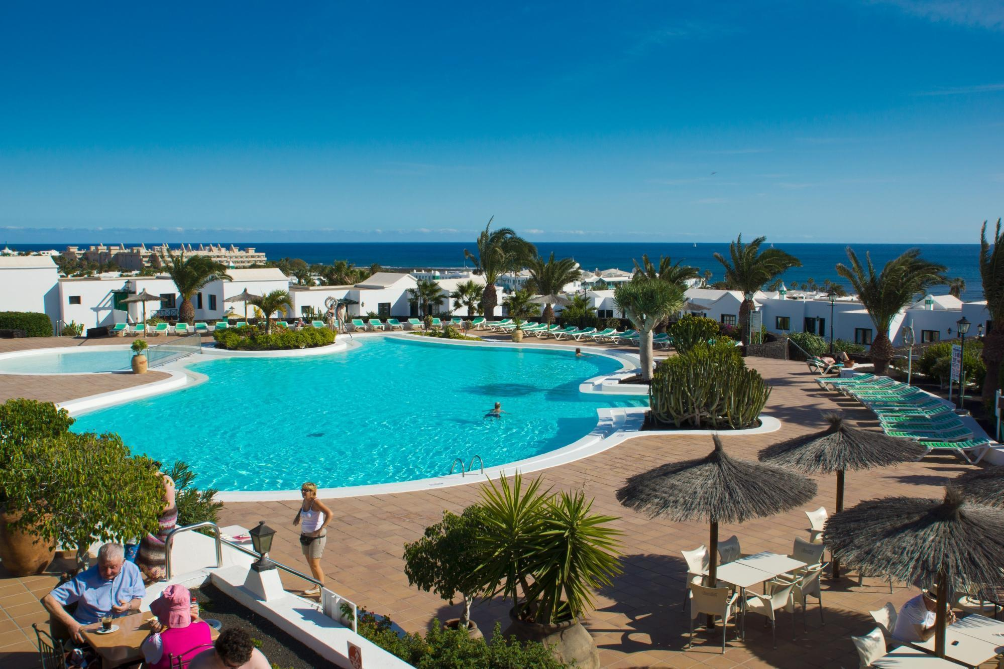 """Set amongst 13 acres of lush gardens, Costa Sal is less than 10 minutes from Arrecife Airport.This clean, spacious and comfortable resort is the ideal place for families, with homely suites, good service and a relaxed atmosphere. Visit <a href=""""http://www.costasal.com/eng/index.php?id=IN"""" target=""""_blank"""">costasal.com</a> for more."""