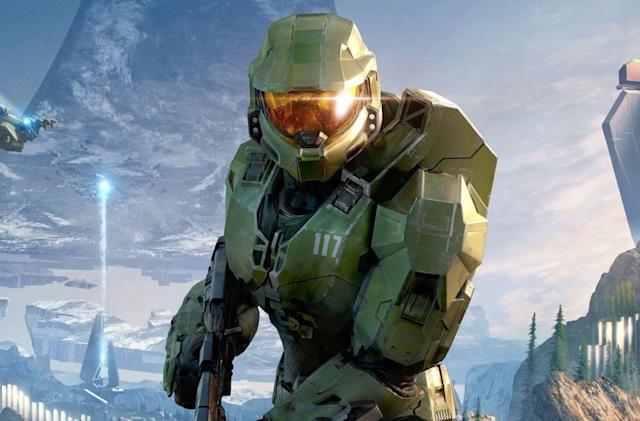 'Halo Infinite' will allow you to push enemies off the game's ring
