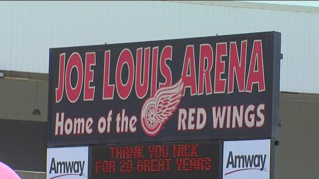 Red Wings ready to raise #5 to the rafters