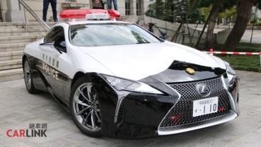 嚴禁公路暴走! 日本栃木縣警察用Lexus LC 500當警車