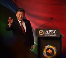 Protectionism 'doomed to failure': China's Xi