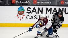 Kings fall to Devon Toews, Avalanche