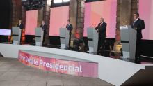 Nada para nadie, el debate presidencial que no movió nada