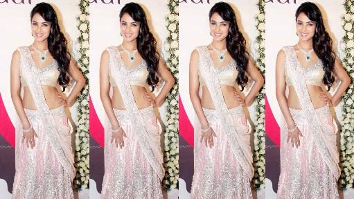 Sonal Chauhan dons 10kg!