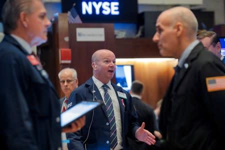 World stocks flat on data, earnings; pound volatile