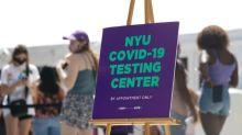 Etats-Unis: une soirée infecte 37 personnes, nouvelle alerte face à la pandémie à New York