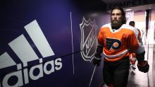 Ivan Provorov's snub from top defenseman list sparks reaction from Claude Giroux