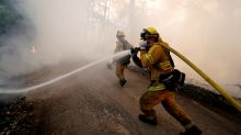 Verizon throttled firefighters' data plan during California wildfire