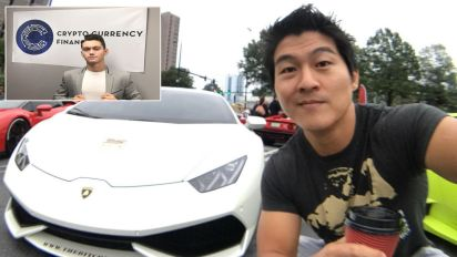 Meet the Bitcoin boys: Getting filthy rich from crypto