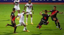 Gabigol vive seu maior jejum de gols desde que chegou ao Flamengo