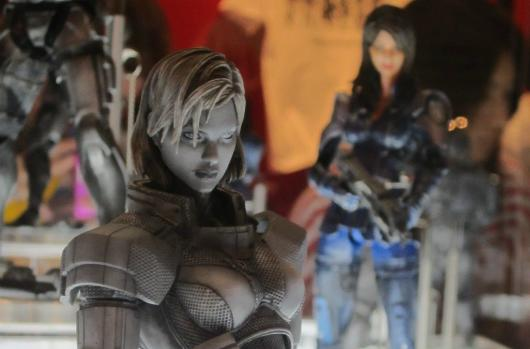 Gallery: The Tokyo Game Show 2012 Square Enix/Play Arts Booth