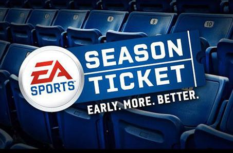 EA Sports Season Ticket, Sports Arena draw to a close
