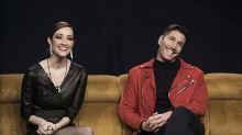 Gianmarco continúa su juego en 'El tiempo del descuento' confesando a Joao que está enamorado de Adara