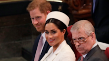 Meghan Markle 'absolutely repulsed' by Prince Andrew scandal