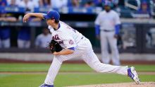 LEADING OFF: Another injury for deGrom, Ohtani to pitch
