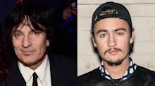 From Tommy Lee to Brad Pitt, stars who publicly fought with their kids