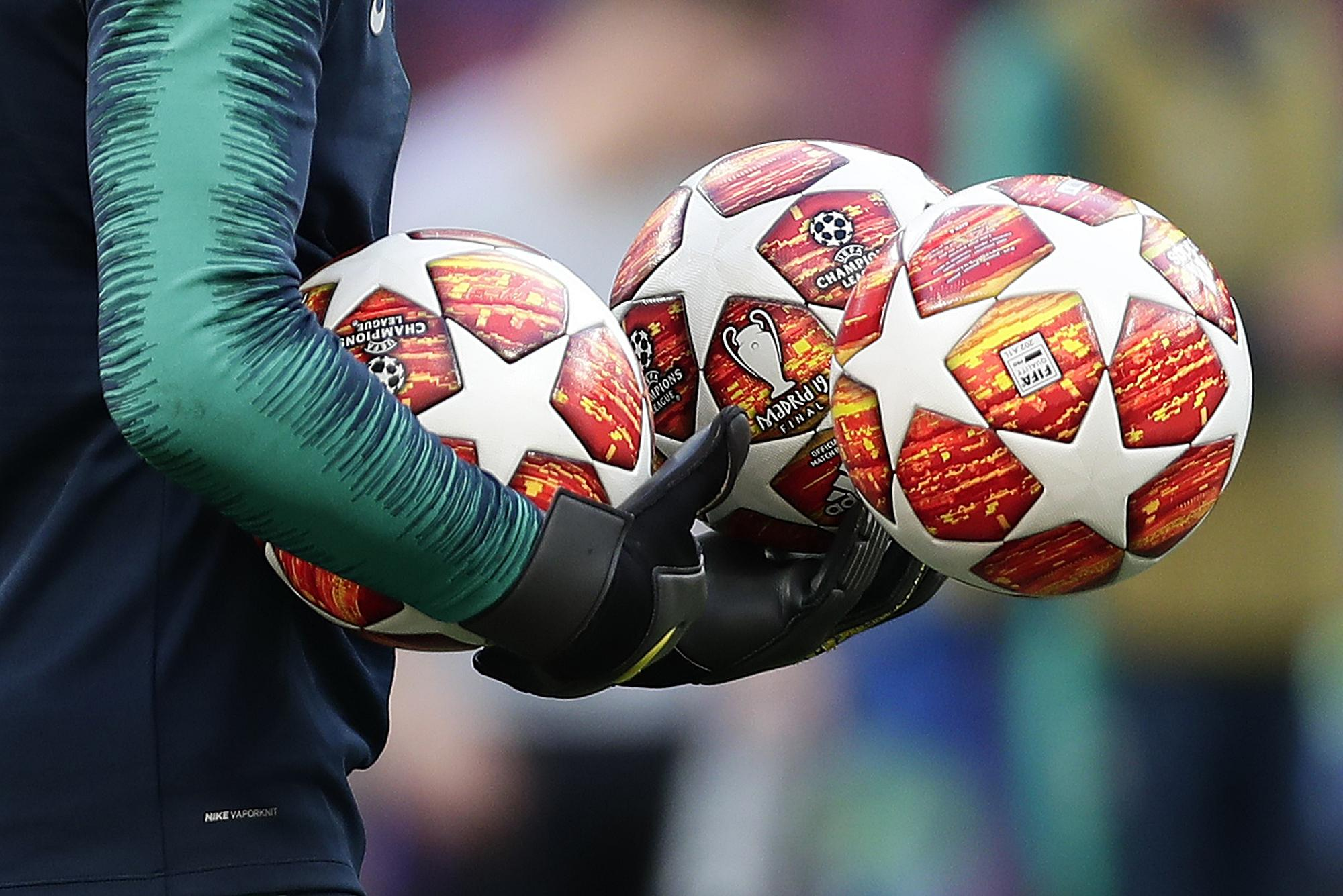 Champions League, Europa League, Euro 2020 Play-Offs ...
