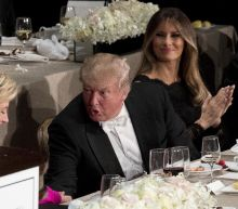 Best and worst jokes from Trump, Clinton at white-tie affair