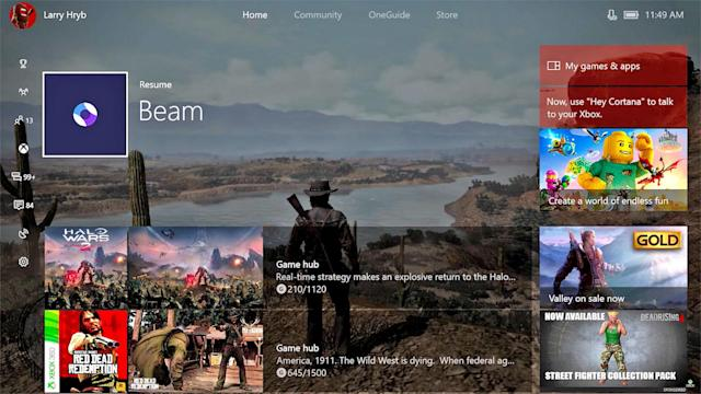 Xbox One's faster, simpler interface is available to everyone