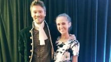 Chad Michael Murray Went to Prom Dressed as His 'Cinderella Story' Character