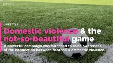 Campaign's message for the not-so-beautiful game