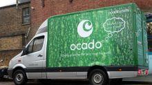 Ocado blames driver shortage for sales slowdown