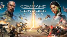 Command & Conquer: Rivals Launches Worldwide, Brings Competitive Real-Time Strategy Excitement to Mobile