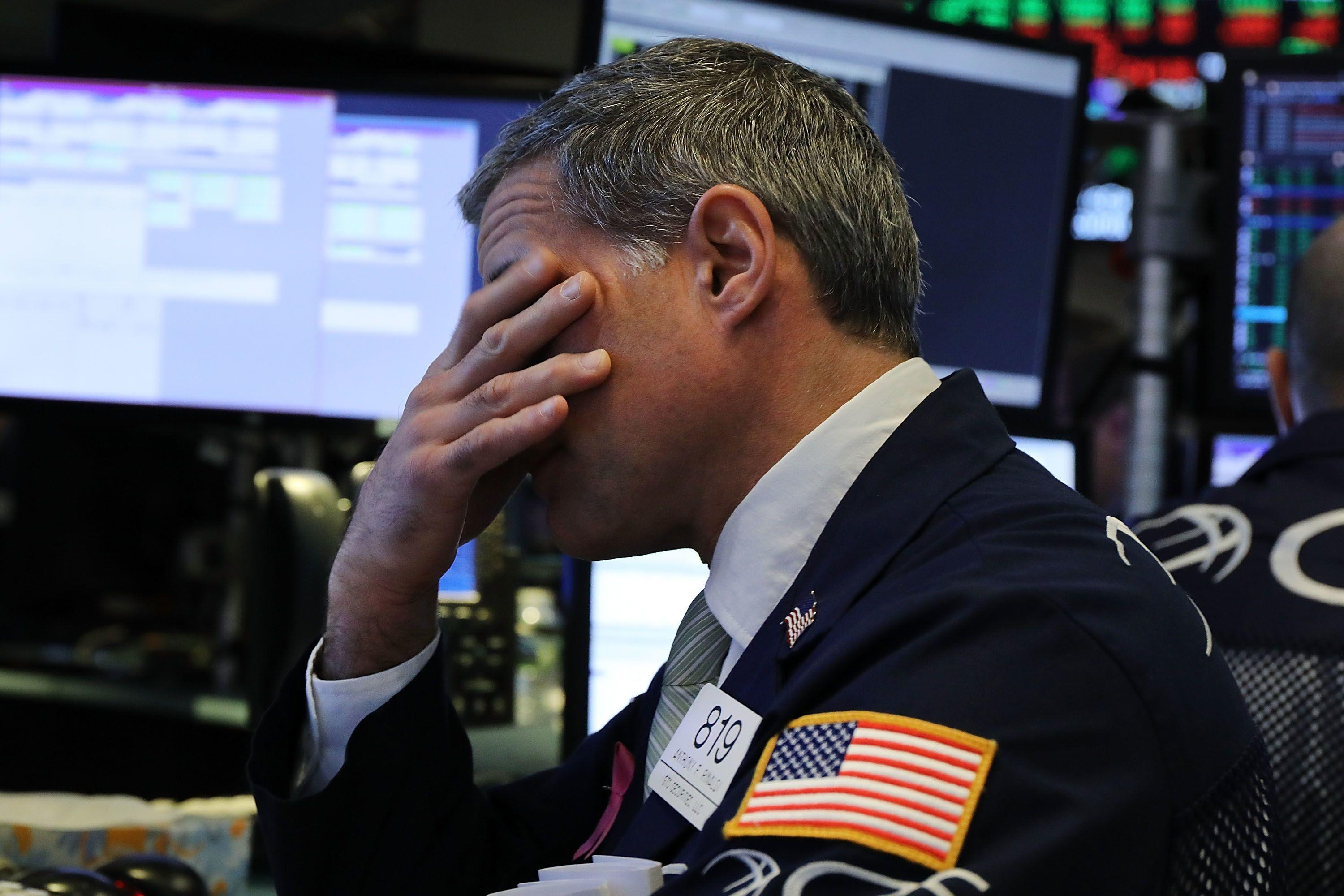 Image result for cnbc stock drop
