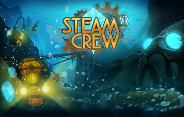 'SteamCrew VR' is the mobile VR game Oculus wants you to play