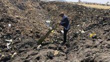 PHOTOS: Ethiopian Airlines flight crash kills 157