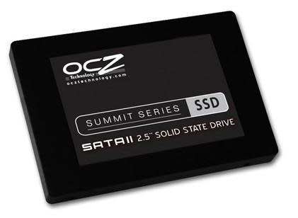 Engadget's recession antidote: win an OCZ Summit Series 60GB SSD!