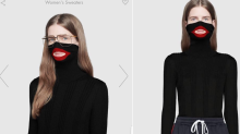 Gucci apologizes for 'blackface' sweater after backlash