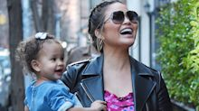 Chrissy Teigen's Daughter Just Re-created One of Her Funniest Memes